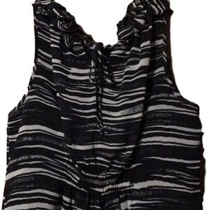 The Limited Tops - The Limited sleeveless blouse size large EUC